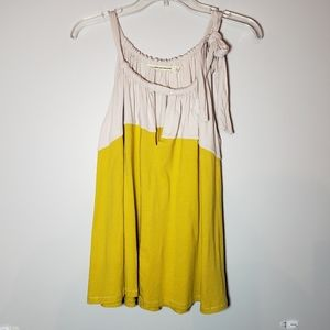 Anthropologie Pilcro and the Letterpress Tank Top